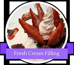 Fresh Cream Filling