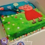 Peppa Pig and Ballons